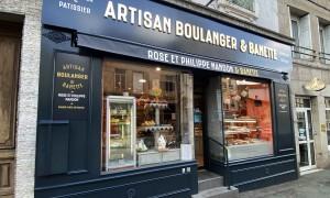 Enseigne Boulangerie Banette à Saint Etienne